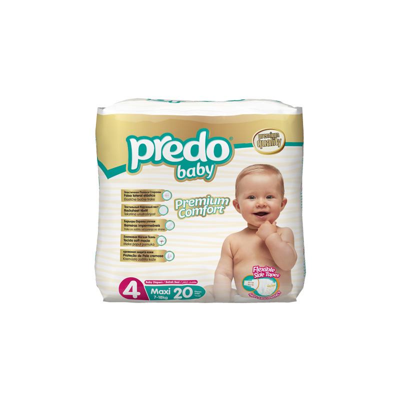 Подгузники Predo Baby Экономичная пачка (20 шт.)