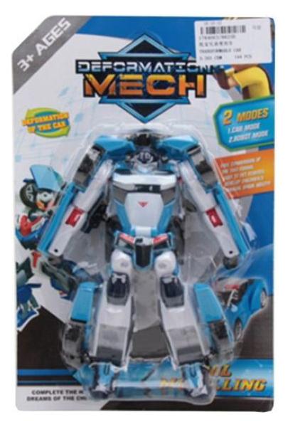 Трансформер Наша Игрушка Робот-машина 8825B