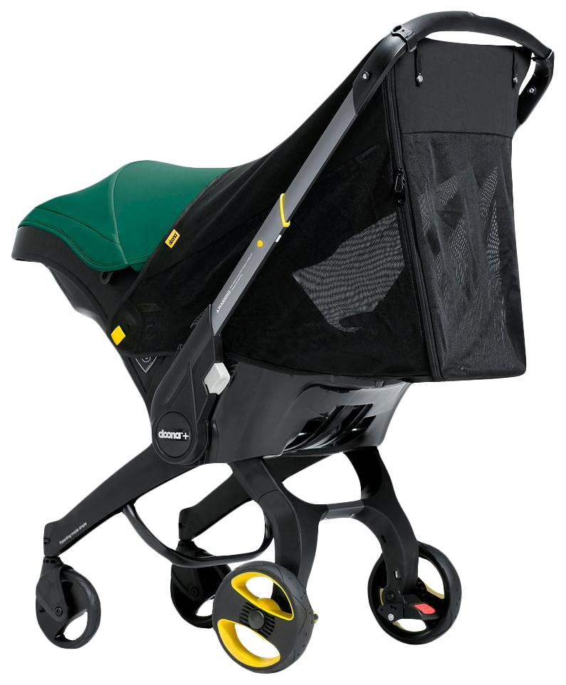 Купить Защита от солнца с москитной сеткой для коляски-автокресла Doona (Дуна),