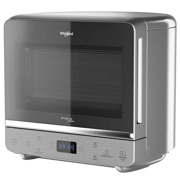 Микроволновая печь с грилем Whirlpool MAX 48/IX