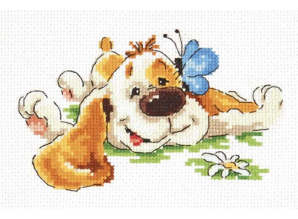 Набор для вышивания Чудесная игла Без задних ног, арт.137340