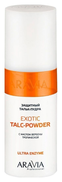 Тальк-пудра Aravia Professional Exotic Talc-Powder 150 мл