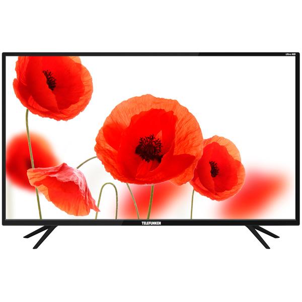 LED телевизор 4K Ultra HD Telefunken TF-LED55S15T2SU