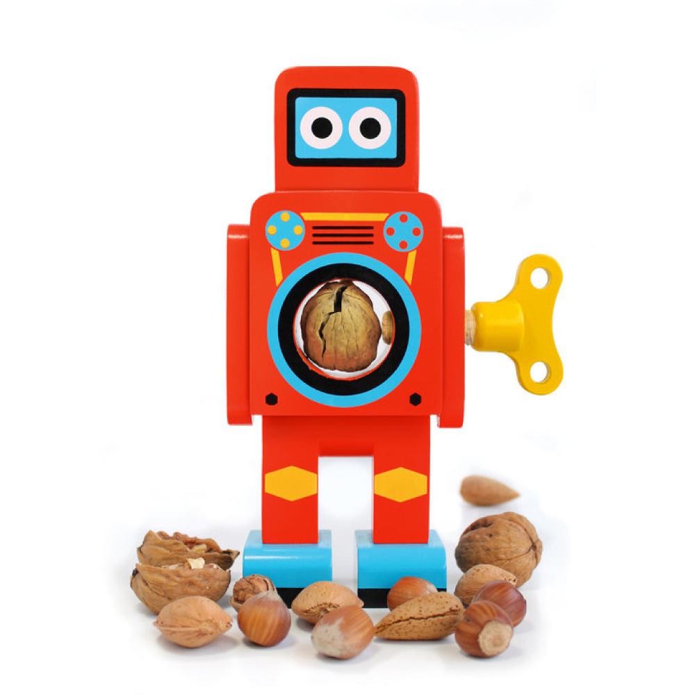 Орехокол мини Robot красный