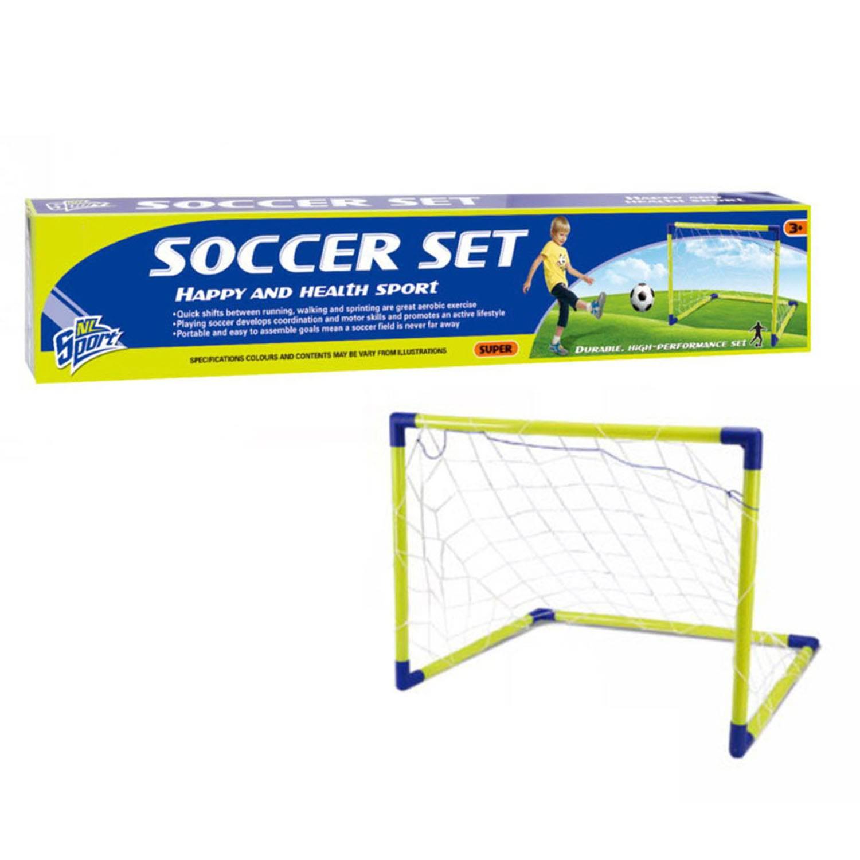Футбольные ворота Sport Set YT1686578 (80х120х60см)