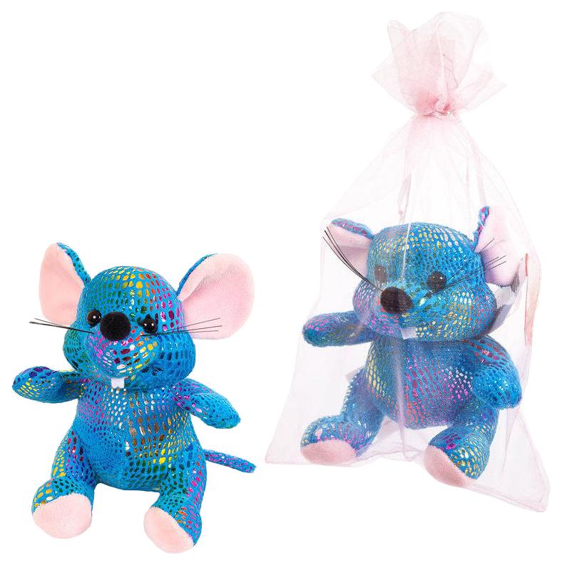 Купить Мягкая Игрушка Abtoys Мышка M2094, Мягкие игрушки животные