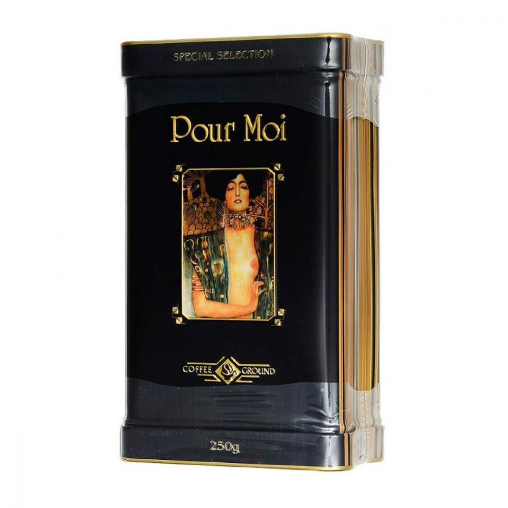 Кофе Pour Moi молотый в подарочной упаковке 250 г