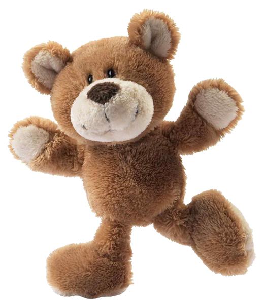 Мягкая игрушка Nici Медведь коричневый 15 см 31088