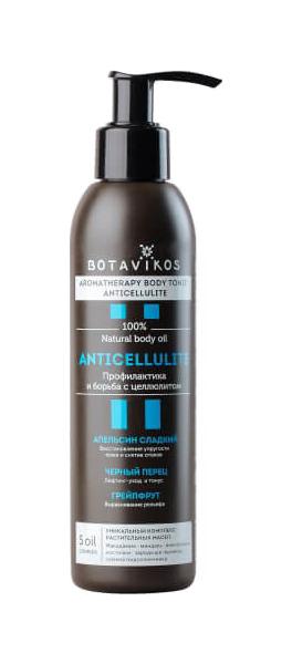 Масло для тела Botavikos 100% Natural Body