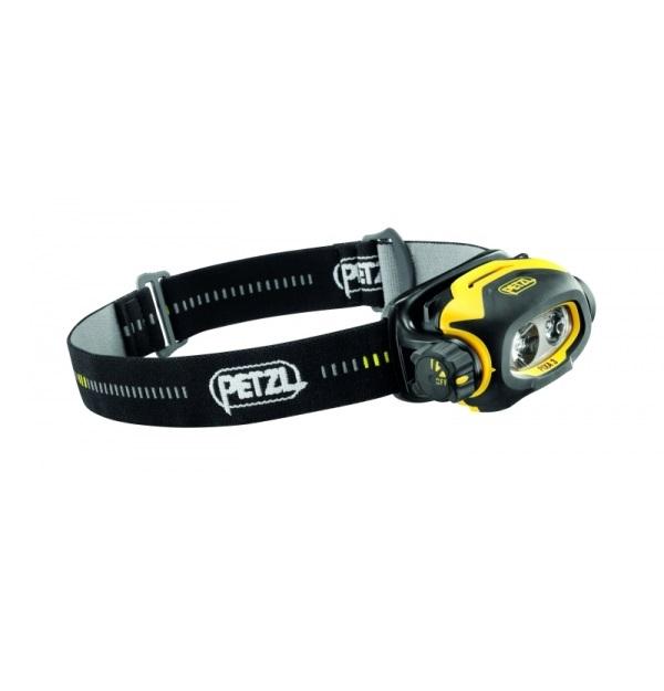 Туристический фонарь Petzl Pixa 3 E78CHB 2 желтый/черный, 4 режима фото