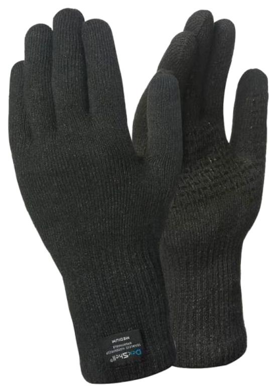Перчатки водонепроницаемые DexShell Waterproof ToughShield Gloves Black