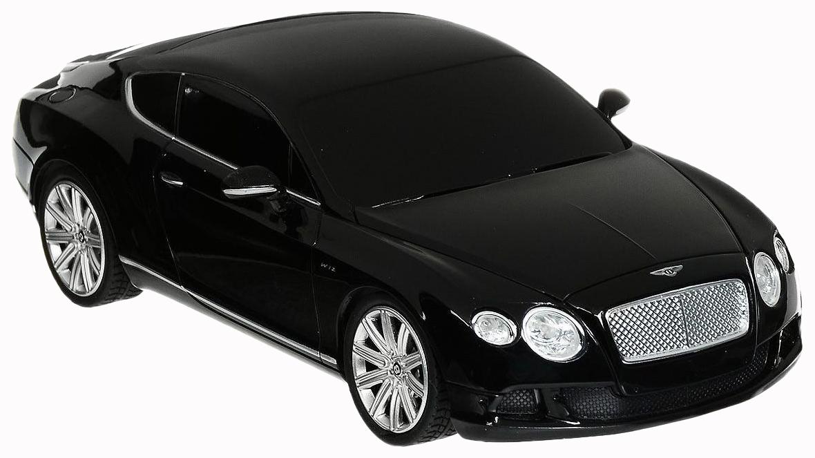 Радиоуправляемая машинка Rastar Bentley Continental GT speed черная 48600W