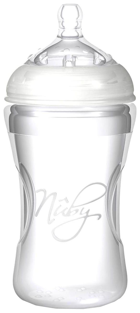 Бутылочка для кормления Nuby с антиколиковой системой NT67018 300 мл