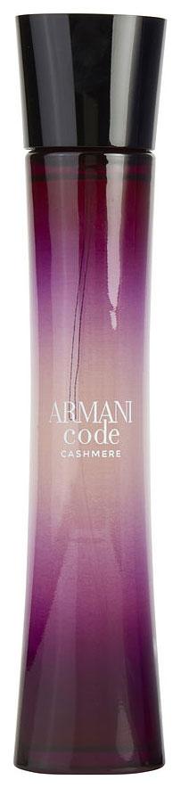 Парфюмерная вода Giorgio Armani Code Cashmere 50 мл фото