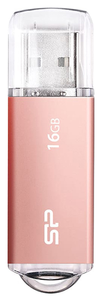 SILICON POWER 16GB ULTIMA II-I ROSE GRAY (SP016GBUF2M01V1PB6)