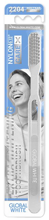 Зубная щетка Global white Extra Whitening