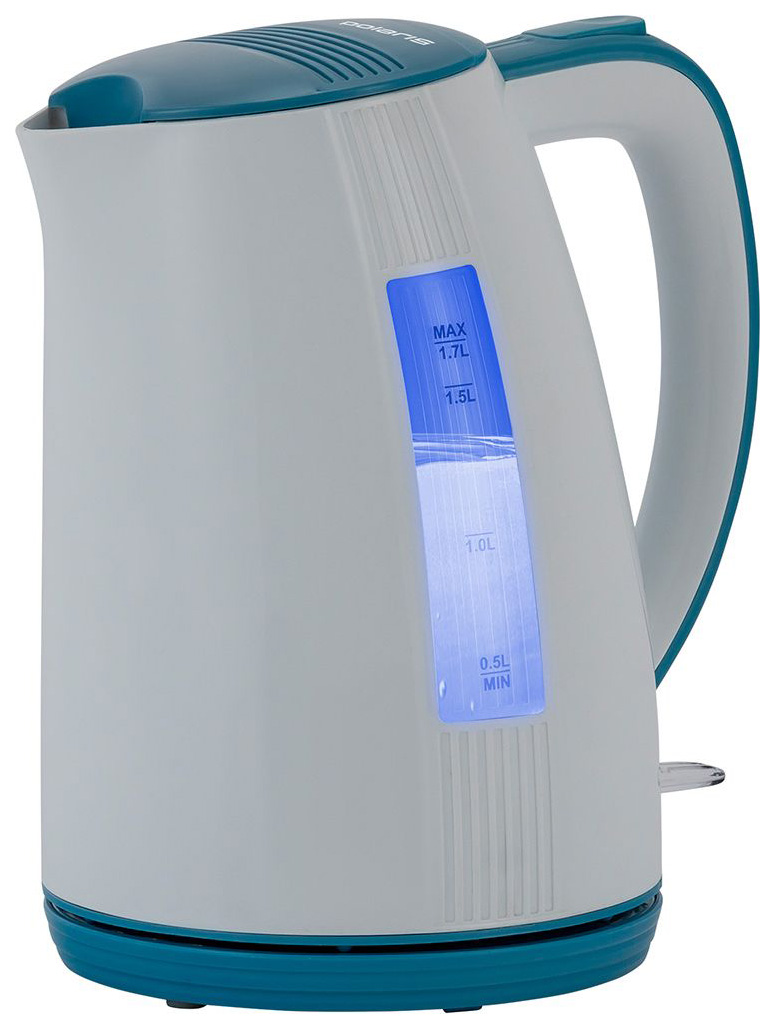 Чайник электрический Polaris PWK 1790СL White/Blue