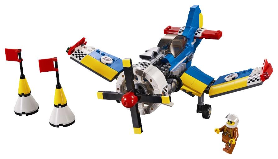Конструктор LEGO Creator 31094 Гоночный самолёт фото
