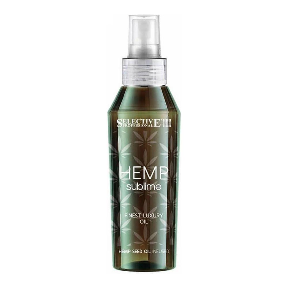 Эликсир для волос Selective Professional Hemp Sublime