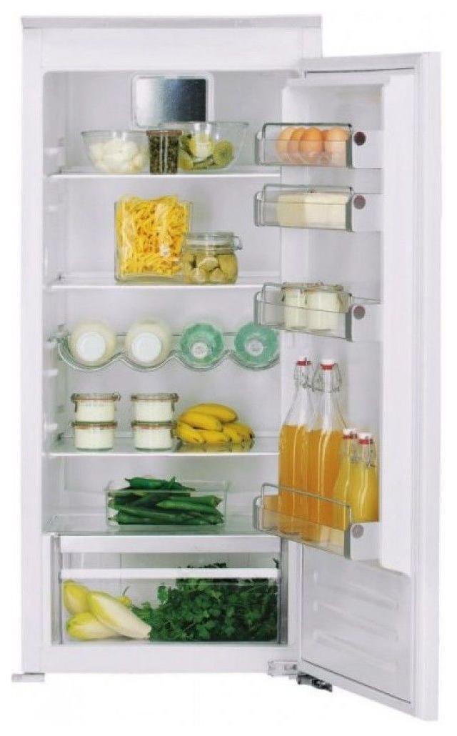 Встраиваемый холодильник KitchenAid KCBNR12600 White