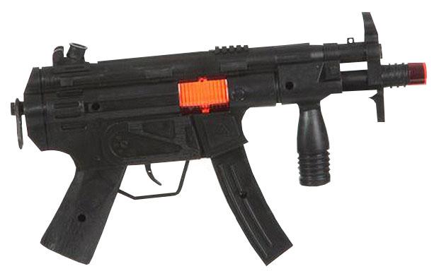 Купить Огнестрельное игрушечное оружие Гратвест Автомат 25см, Gratwest, Стрелковое игрушечное оружие