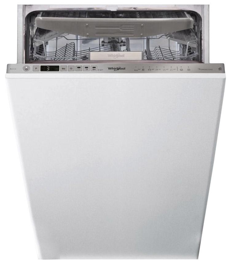Встраиваемая посудомоечная машина 45 см Whirlpool WSIO