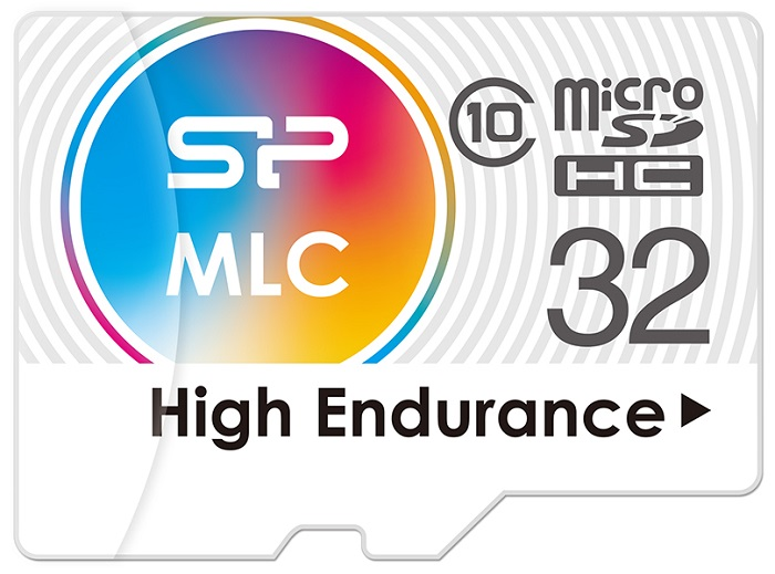 Карта памяти Silicon Micro SDHC Power High Endurance 32GB  фото