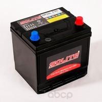 Аккумулятор автомобильный Solite CMF50AL 50А/ч 470А полярность обратная фото