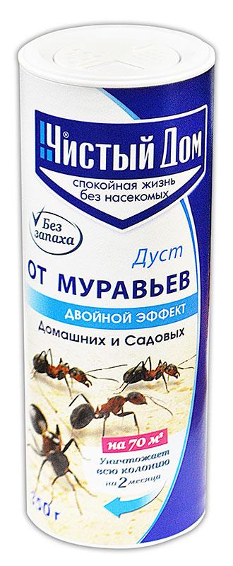 Дуст от муравьев Чистый дом 350 г