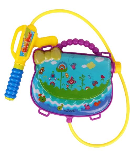 Набор Бластер Наша Игрушка водяной с рюкзаком Сумочка P2056