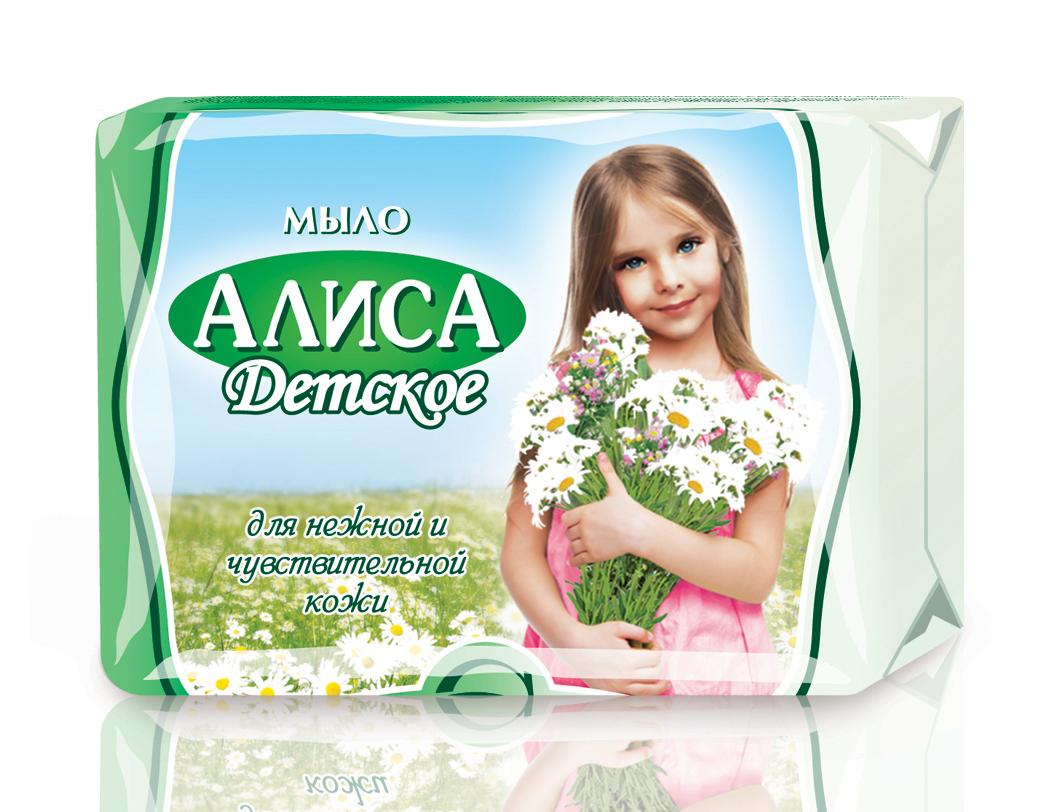 Купить Мыло детское Свобода Алиса, Детское мыло