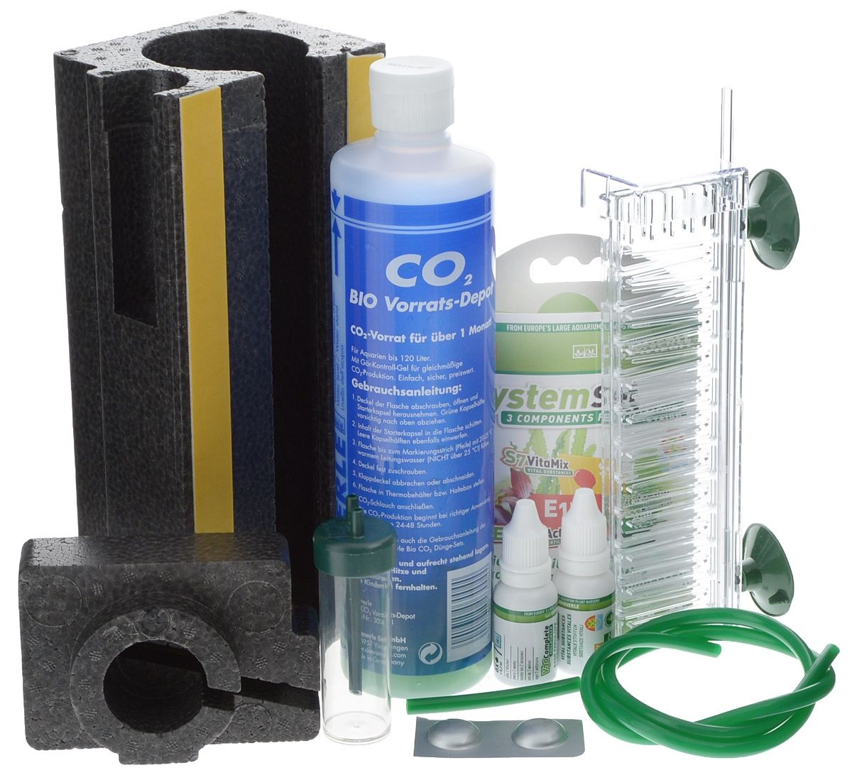 Система CO2 для аквариума Dennerle BIO