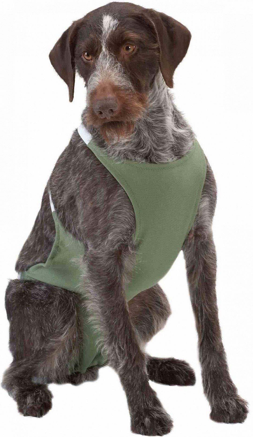 Бандаж абдоминальный Kruuse Abdominal Bandage эластичный для собак (S).