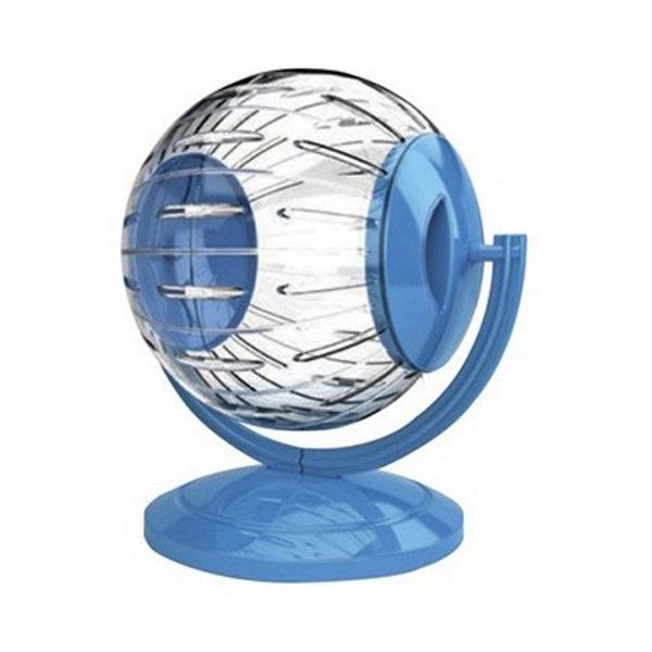Колесо шар для грызунов GEORPLAST Twistertoy прозрачный