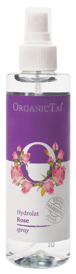 Гидролат OrganicTai Роза, Орхидея 200 мл