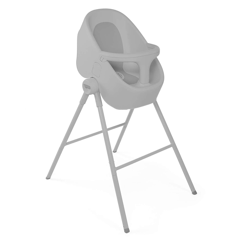 Купить Стульчик для купания Chicco Bubble Nest Cool Grey, Стульчики для купания малыша