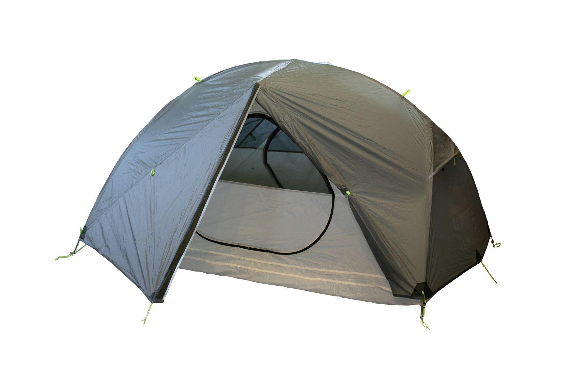 Палатка Tramp Cloud 2 Si cloud grey Цвет серый