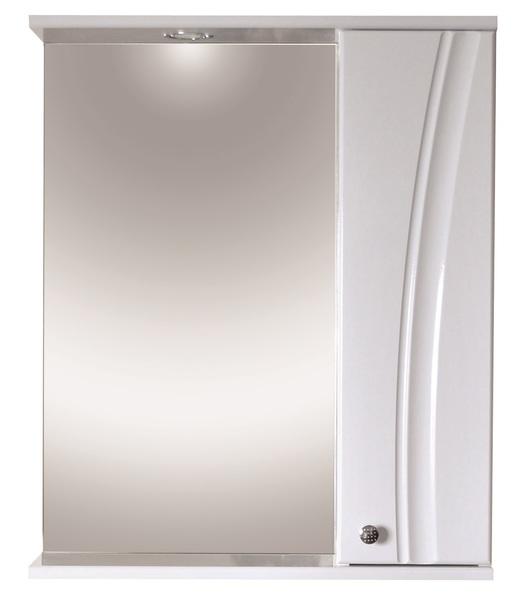 Зеркальный шкаф для ванной Orange 60 Lo-60ZS