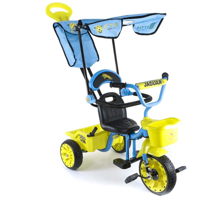 Купить Велосипед детский Jaguar MS-0577 голубой,