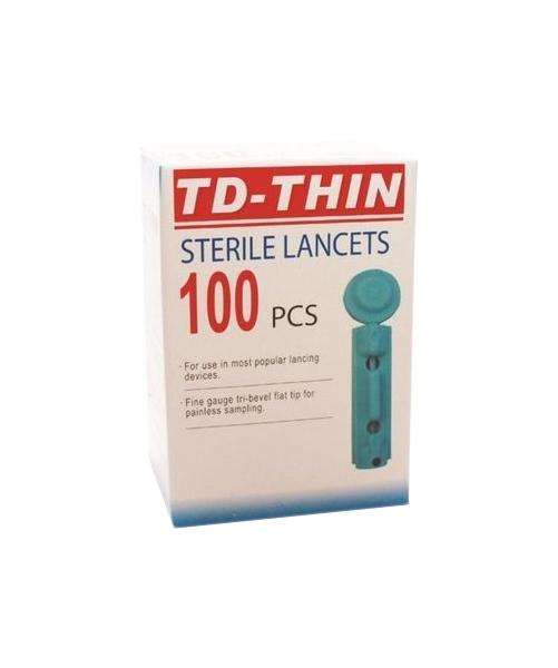 Ланцеты TaiDoc 100 шт.