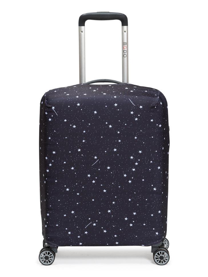 Чехол для чемодана Mettle Звездное небо S ручная кладь фото