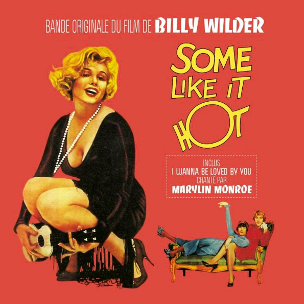 Soundtrack Certains L'Aiment Chaud! Some Like It Hot (CD)