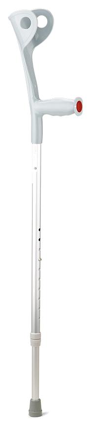 Костыли Армед FS937L серый со светоотражателем