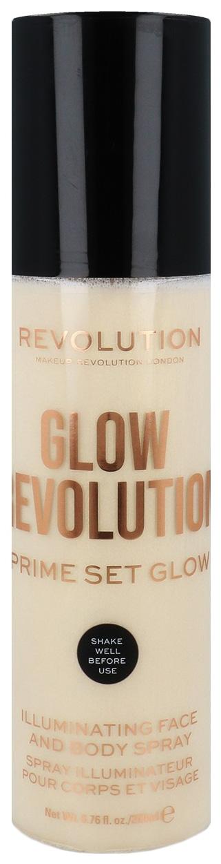 Спрей иллюминайзер Makeup Revolution Eternal Gold