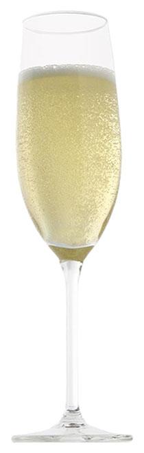 Набор бокалов для игристых вин Vacu