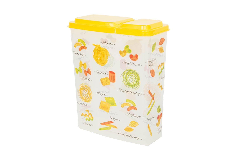 Контейнер для хранения пищи Phibo Для сыпучих продуктов с декором 4312553 фото