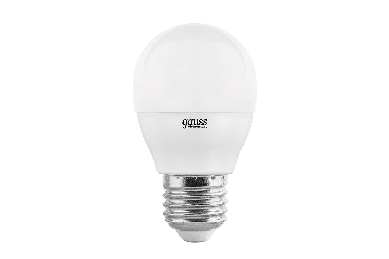 Лампочка Gauss Elementary E27 10W 4100K
