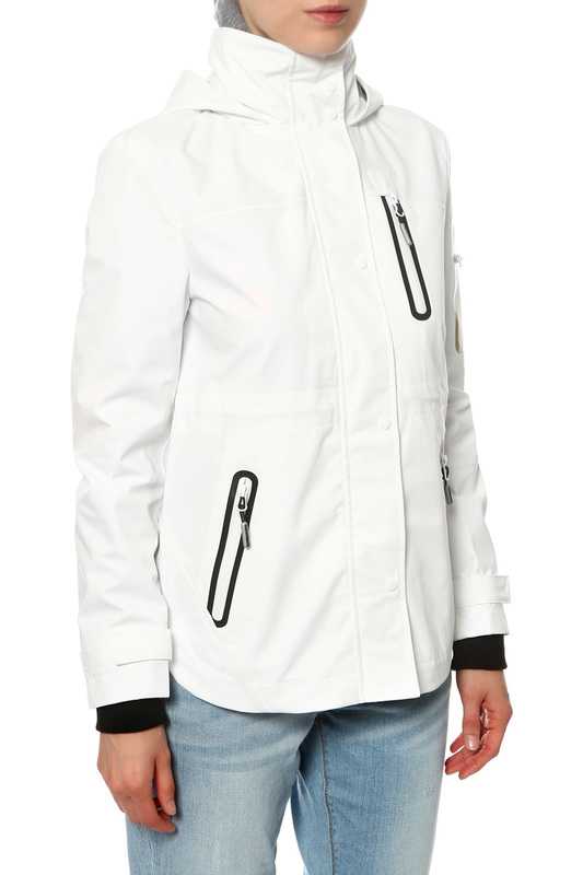 Куртка женская Superdry белая 6