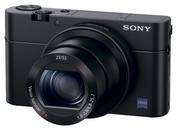 Фотоаппарат цифровой компактный Sony RX100 III Black (DSCRX100M3.RU3) DSC-RX100M3