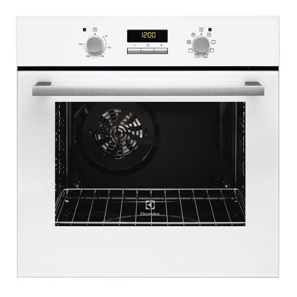 Встраиваемый электрический духовой шкаф Electrolux EZB55420AW White фото